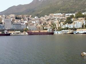 La baie de Bejaia