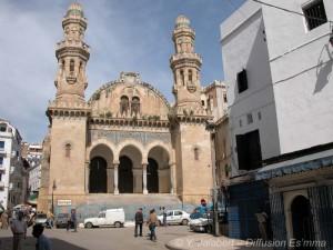 La mosquée Ketchaoua ( Casbah Alger)
