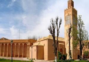 La citadelle El Mechouar Tlemcen