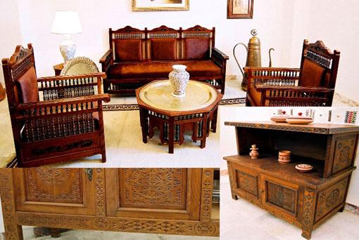 meubles-traditionnels - Consulat Général d\'Algérie à Paris
