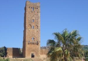 Minaret Mansourah Tlemcen