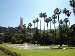 Jardin d'El Hama (Alger)
