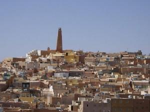 Le M'zab Algérie