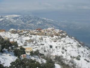 Village en Kabylie